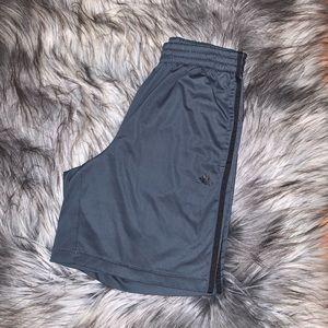 Adidas Gray Shorts - Climalite- MENS -Small